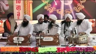 Kirtan Darbar, Guru Har Rai Sahib ji, Bhungarni 2016 [Part 7]