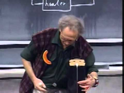 Lec 32: Thermal Expansion | 8.01 Classical Mechanics, Fall 1999 (Walter Lewin)