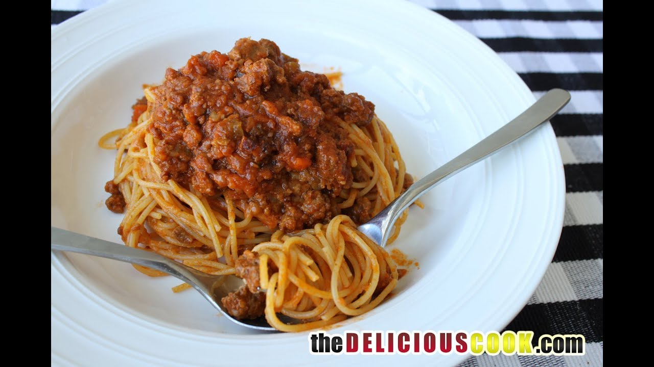 how to make authentic bolognese sauce