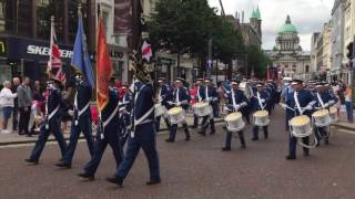 Bridgeton Loyalists Twelfth Morning 2016