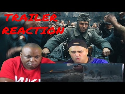 Сталинград (Stalingrad) Trailer Reaction - Dex & Mike
