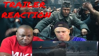Сталинград (Stalingrad) Trailer Reaction - Dex & Mike