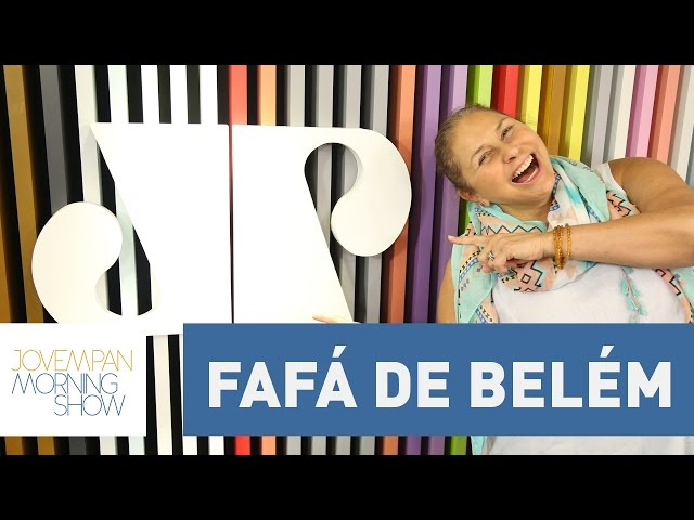 Fafá de Belém - Morning Show - 10/03/17