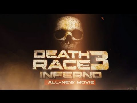 Death Race 3: Inferno Trailer poster