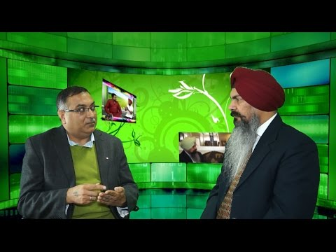 Rishi Nagar From Red FM Calgary -  Ru-B-Ru with Jag Punjabi TV