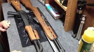 sks vs ak47 which is the best 7 62 x 39 rifle for zombie apoc life