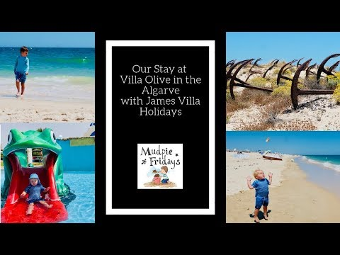 Our Stay At Villa Olive In The Algarve With James Villa Holidays