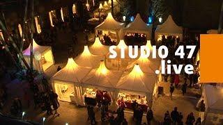 STUDIO 47 .live   SCHAUINSLAND-REISEN LICHTERMARKT 2018 IM LANDSCHAFTSPARK DUISBURG-NORD