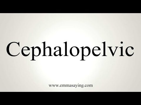 CEPHALOPELVIC DISPROPORTION - OBSTETRICS