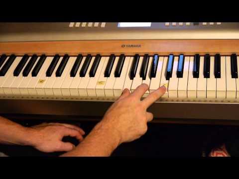 """""""Just Gettin' Started"""" (Easy Piano Lesson) Jason Aldean"""
