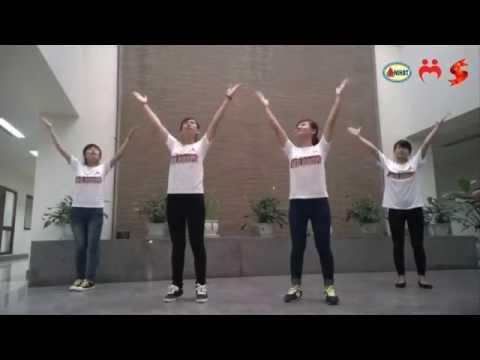 Hướng dẫn nhảy Việt Nam ơi - Bài nhảy chính thức của ngày hội Giọt hồng tri ân 2015