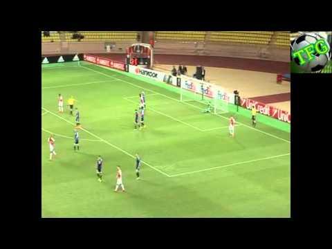 Лучшие моменты: Монако - Карабах | 1-0 | Лига Европы | 22/10/2015