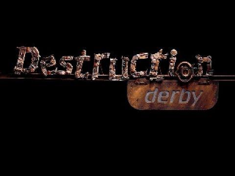 PSX Longplay [256] Destruction Derby