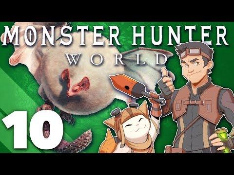 Monster Hunter World - #10 - Paolumu - PlayFrame thumbnail