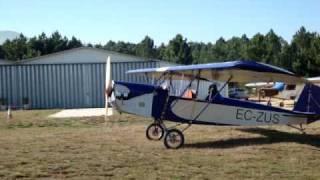 Pietenpol Aircamper de construcción amateur