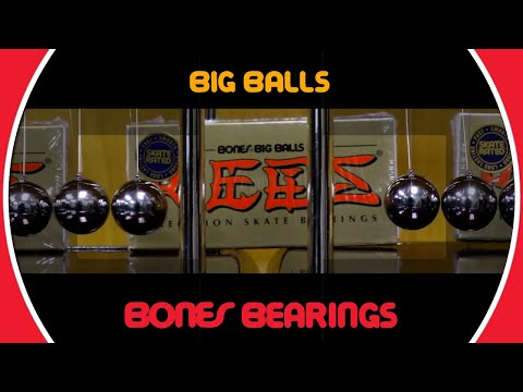 Bones Bearings BIG BALLS - Clip #9 Newton's Cradle III