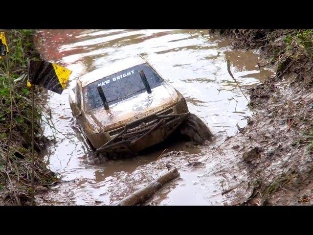 4X4 Tough Truck Challenge