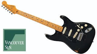 Pink Floyd musician David Gilmour auctions coveted black strat for $3.3m | Vancouver Sun