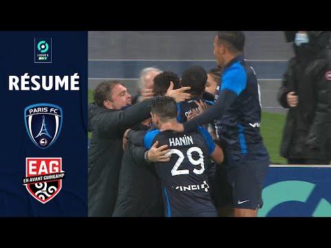 Paris FC Guingamp Goals And Highlights