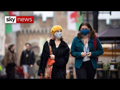 COVID-19 UK: Wales lockdown begins as hospitals fear being overwhelmed