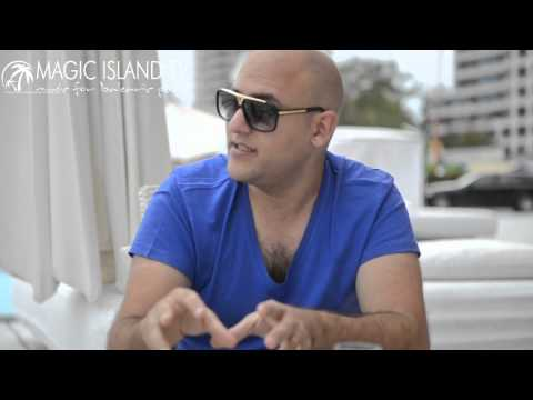 Interview with Aly and Fila   Special for Magic Island TV