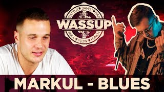 видео Новый клип Markul — Blues + тур