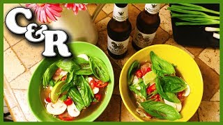 Vietnamese Beef Pho Quick Recipe • Cook & Review