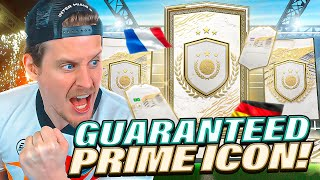 PRIME ICON SBC! 10X GUARANTEED PRIME ICON PACKS! FIFA 21 Ultimate Team