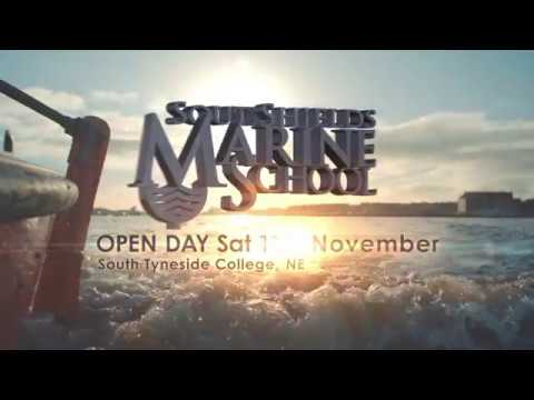 South Shields Marine School TV ad