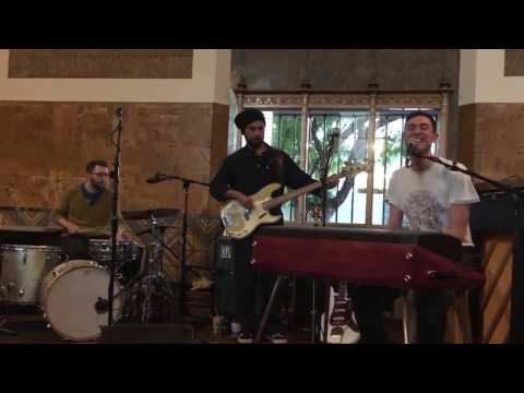 Joey Dosik- What's Happening Brother (Marvin Gaye) - Union Station LA