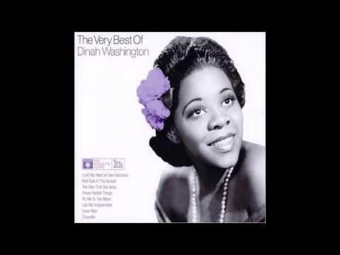 Клип Dinah Washington - What a Difference a Day Makes