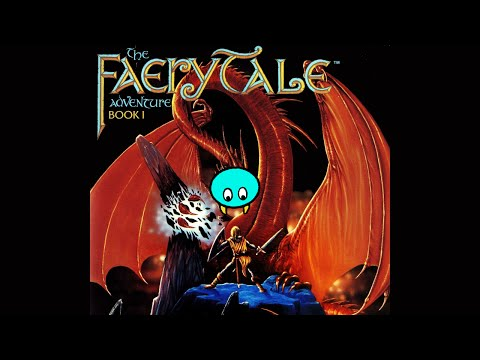 Let's Play BLIND: Faery Tale Adventure (Amiga)