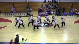 MVU Dance Hiphop 2-7-14(The MVU Dance Team livens up halftime with their Hiphop routine. NO COPYRIGHT IS CLAIMED OR INTENDED FOR THE MUSIC USED BY THE DANCE ..., 2014-02-11T23:25:57.000Z)