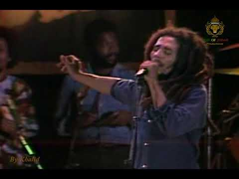 Stir it Up - BOB MARLEY - CONCERT -SANTA BARBARA 1979