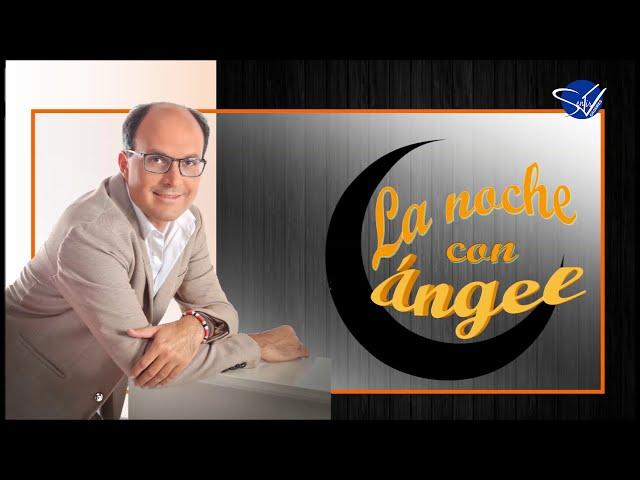 LA NOCHE CON ÁNGEL - ADHEX, Carmen Ibarlucea y Paco Arrojo
