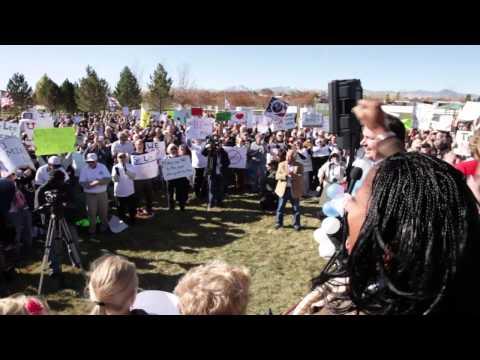 Senator Mike Lee Rally
