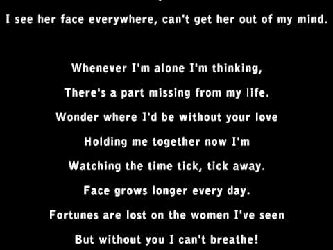 Jet city woman lyrics