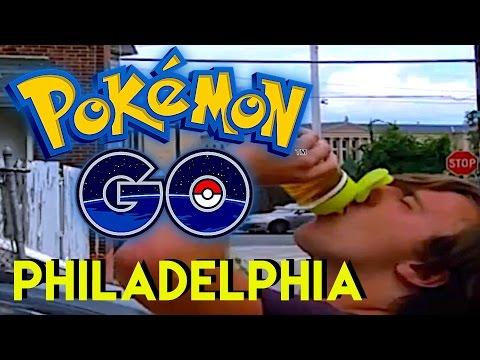 Pokemon GO in Philadelphia!!! - Botched Gaming Comms