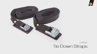 Video: Unifiber Tie-Down Straps 35-mm Wide
