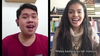 Keajaiban Biasa - Rambu Piras ft Jope Dear #duetwithrambu