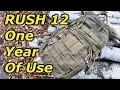 5.11 Tactical RUSH12: One Year Later Review