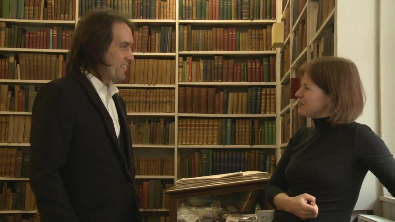 The Tennyson Research Centre, Lincoln - YouTube