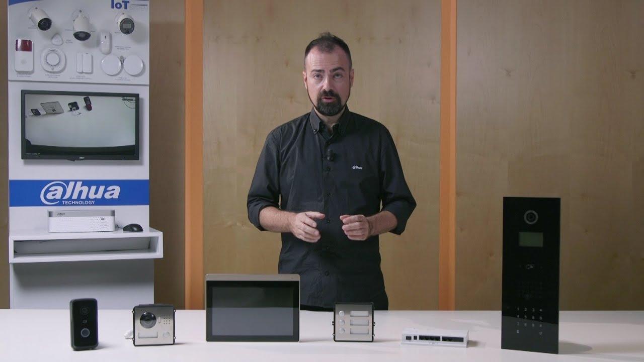 Dahua Tutorial -Video Door Phone Systems on
