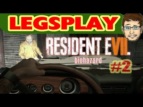Who's The Boss Now! - Resident Evil 7: Biohazard Part 2 w/ Aimless