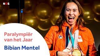 Bibian Mentel is Paralympisch Sporter van het Jaar   Sportgala 2018
