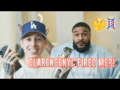 CLARENCENYC FIRED ME?! - VicBlends