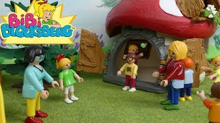 Playmobil Film - Bibi Blocksberg hext in der Kita - Kinderfilm - Familie Jansen