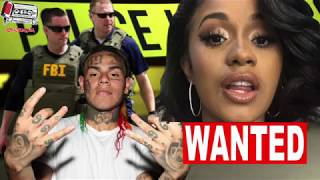 Cardi B Is In A World Of S*** After 6ix9ine Drops Her Name In Court!