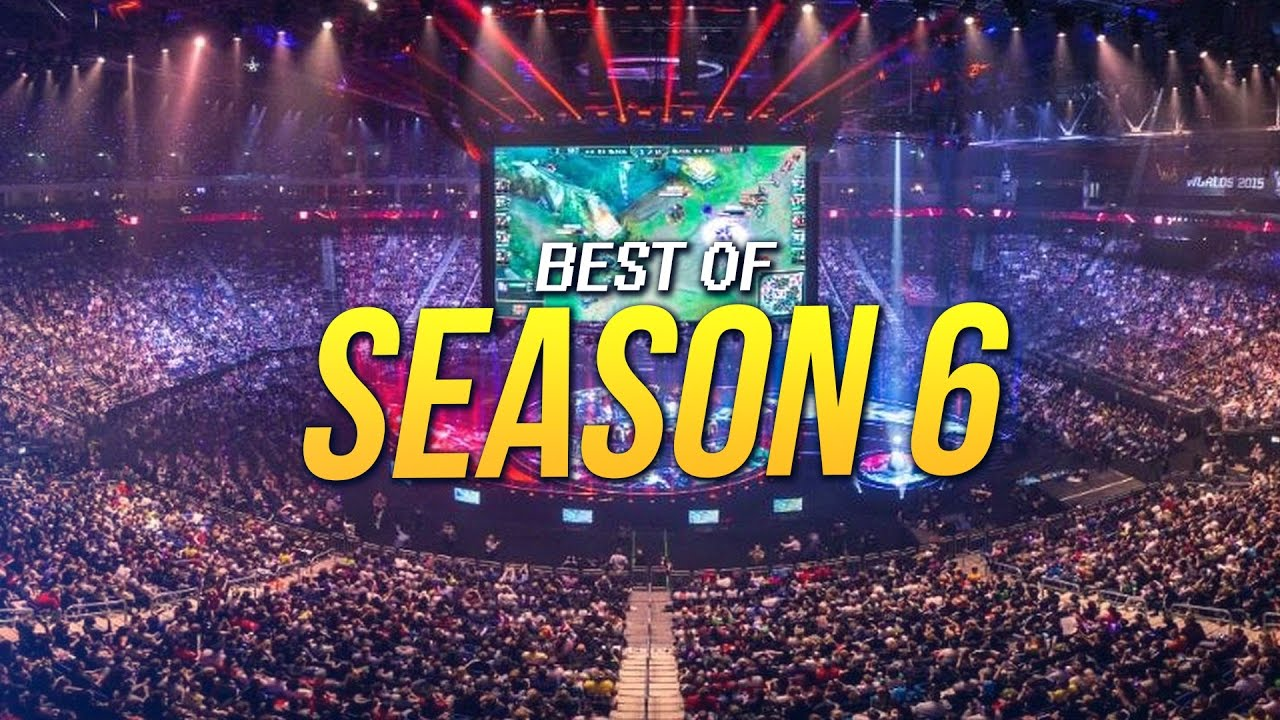 BEST OF SEASON 6 WORLDS