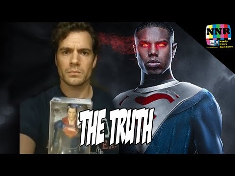 Henry Cavill Out as Superman: THE TRUTH! Michael B Jordan Superman?